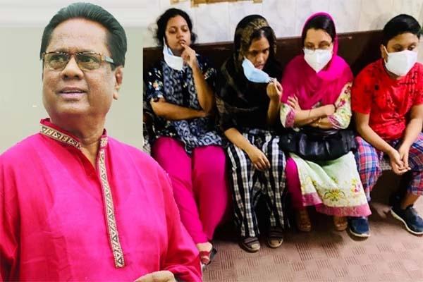 আমরা একেবারে 'সর্বস্বান্ত' হয়ে গেছি ভাই : সাদেক বাচ্চুর স্ত্রী