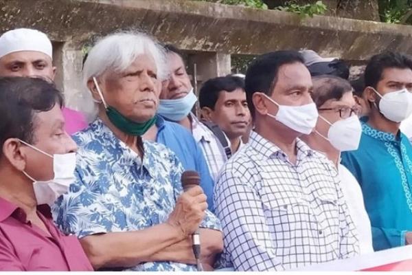 চলুন ভারতের বিরু'দ্ধে আরেকটি যু'দ্ধ ঘোষণা করি: ডা. জাফরুল্লাহ চৌধুরী