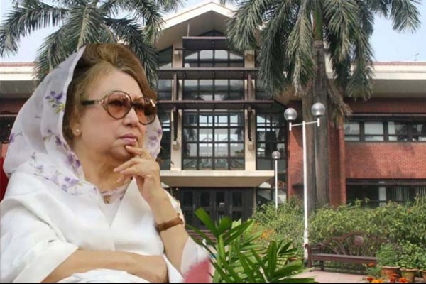 'খালেদা জিয়া লন্ডন যেতে চাইলে আমাদের আপত্তি নেই'
