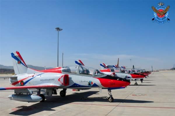 বাংলাদেশ বিমানবাহিনী নতুন করে যুক্ত হলো চীন থেকে আনা নতুন ৭টি বিমান