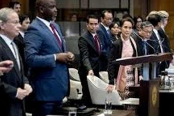 মিয়ানমারের বিরুদ্ধে আন্তর্জাতিক আদালতে গণহত্যার  প্রমাণাদি জমা দিল গাম্বিয়া