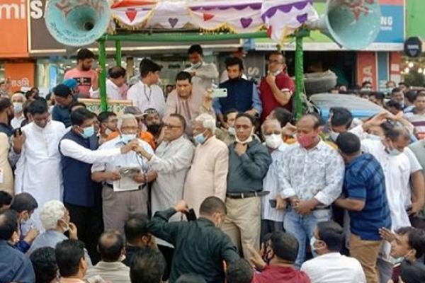 হেফাজতে ইসলাম বাংলাদেশকে 'ধন্যবাদ' জানাল হিন্দু-বৌদ্ধ-খ্রিস্টান ঐক্য পরিষদ