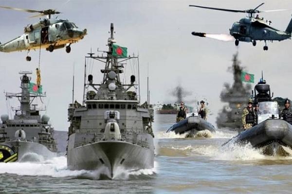 ঘূর্ণিঝড় 'ইয়াস' ; প্রস্তুত  বাংলাদেশ  নৌবাহিনীর ১৮ যুদ্ধজাহাজ