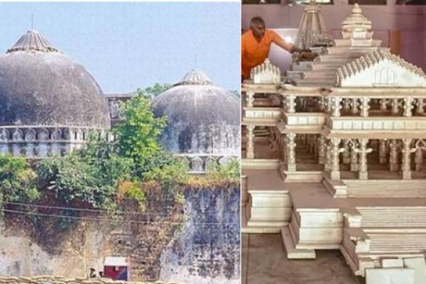 বাবরি মসজিদের জায়গায় রাম মন্দির নির্মাণ করতে গিয়ে এবার প্রাকৃতিক বাধায় পড়েছে মন্দির কর্তৃপক্ষ