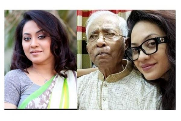 আমার বাবা লাইফ সাপোর্টে, সবাই দোয়া করবেন: অভিনেত্রী তারিন