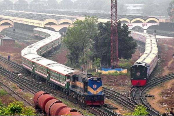 '২০৩০ সালের মধ্যে ভারতের থেকে বাংলাদেশের রেল হবে উন্নত'