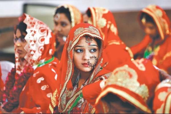 ভারতে মেয়েদের বিয়ের বয়স ২১ বছর করার সুপারিশ
