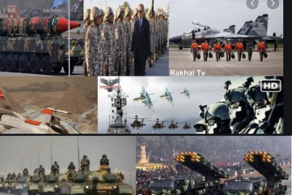 সামরিক শক্তিতে সেরা মুসলিম দেশ পাকিস্তান, এর পরে তুরস্ক