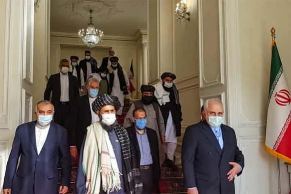 আফগানিস্তানে ইসলামি সরকার গঠনে সমর্থন দেবে ইরান