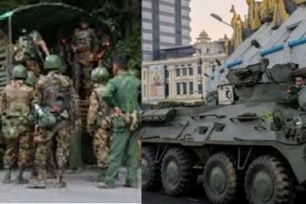 মিয়ানমারের সেনাবাহিনী 'যুদ্ধ ঘোষণা' করেছে: জাতিসংঘের বিশেষ কর্মকর্তা