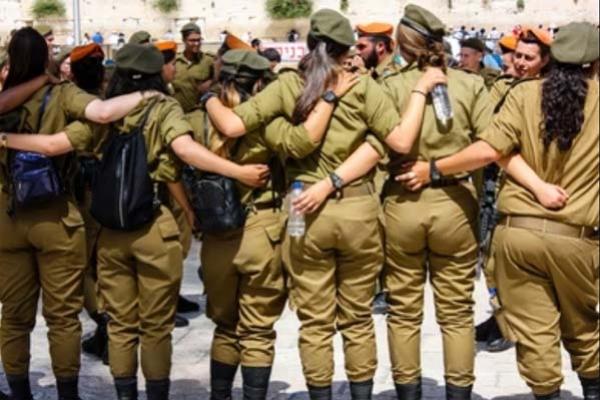 ইসরাইলি সেনাবাহিনীতে বেড়েছে নারীদের ওপর যৌন হয়রানি
