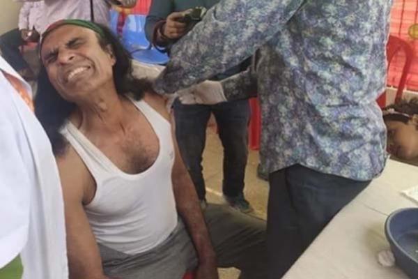 আমি ব্যথা পাই নাই, ওইটা ছিল অভিনয় : কুদ্দুস বয়াতি