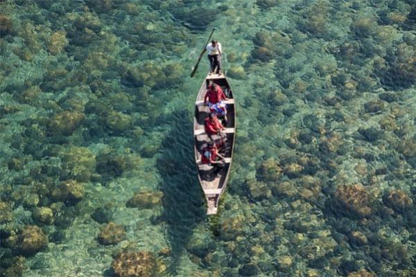 এশিয়ার সবচেয়ে পরিষ্কারতম স্বচ্ছ পানির নদী