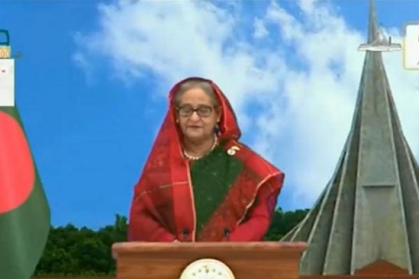 শেখ মুজিব একটি দেশ, একটি জাতি-রাষ্ট্রের স্রষ্টা: প্রধানমন্ত্রী
