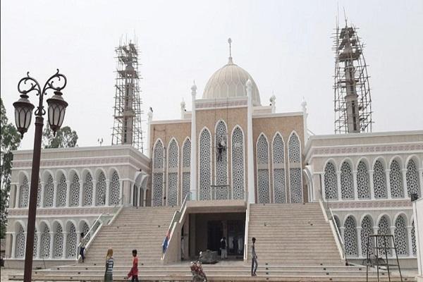সিরাজগঞ্জে উদ্বোধন হচ্ছে ৩০ কোটি টাকায় নির্মিত দৃষ্টিনন্দন মসজিদ