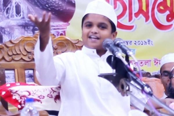 'শিশুবক্তা'র মোবাইলে 'আপত্তিকর' ভিডিও পেয়েছেন র্যাব