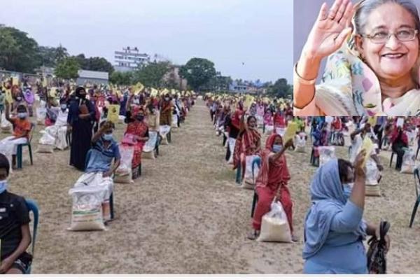 'শেখ হাসিনারে আল্লা যেন আরো ম্যালাদিন বাঁচাইয়া রাখে'