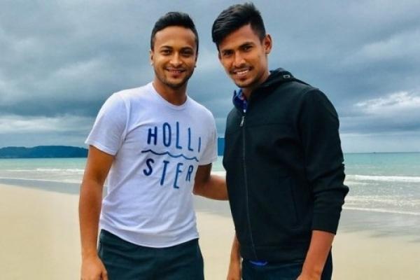 সাকিব-মুস্তাফিজকে নিয়ে কথা শুরু করে দিয়েছে বাংলাদেশ ক্রিকেট বোর্ড