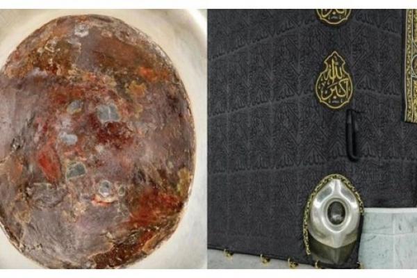 ইতিহাসে প্রথমবারের মতো কাবা শরিফে অবস্থিত 'জান্নাতি' পাথর হাজরে আসওয়াদের স্বচ্ছ ছবি প্রকাশ