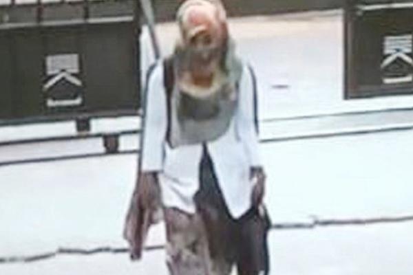 ফ্ল্যাটে চুরি, অ্যাপ্রোন পরা নারীকে খুঁজছে পুলিশ