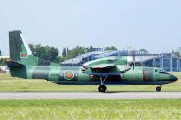 করোনার টিকা আনতে চীনে গেছে বাংলাদেশ বিমানবাহিনীর উড়োজাহাজ