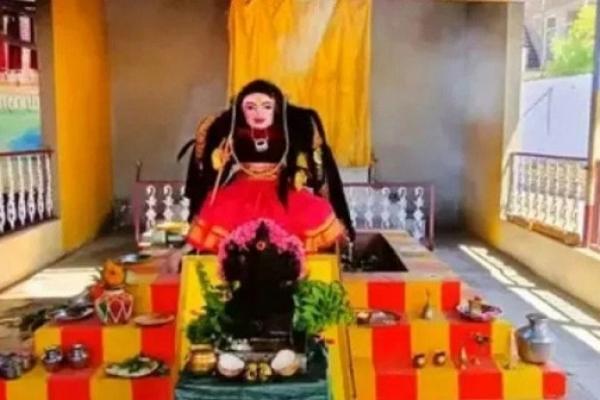 ভারতে নির্মিত হলো করোনা দেবীর মন্দির, চলছে পূজা
