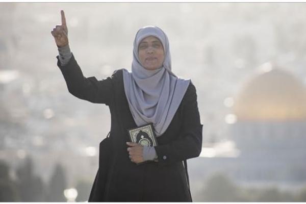 'মৃত্যু অথবা মুক্তি পর্যন্ত আল-আকসাকে রক্ষা করবো'- ২৮ বার ইসরাইলি বাহিনীর হাতে গ্রেফতার হওয়া নারীর ঘোষণা