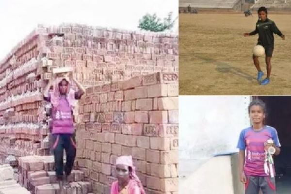 করোনায় নিঃস্ব, দিনমজুরের কাজ করছেন অনূর্ধ্ব-১৯ দলের খেলোয়াড়