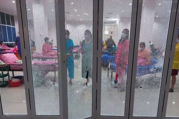 থাইল্যান্ডে করোনা হাসপাতালে গো'লাগু'লি, বৃদ্ধা নিহ'ত