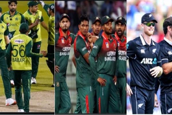 পাকিস্তান ও নিউজিল্যান্ডের বিপক্ষে সিরিজ খেলবে বাংলাদেশ