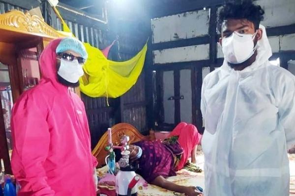 ব্যতিক্রম গোপালগঞ্জের কোটালীপাড়ায়, ফোন করলেই বিনামূল্যে মিলছে অক্সিজেন