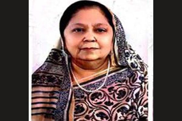 বিএনপির প্রয়াত নেতা হান্নান শাহ'র স্ত্রীর ইন্তেকাল