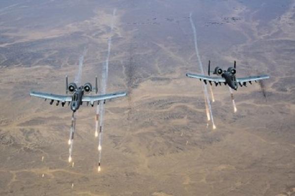 আফগানিস্তানের বিমান বাহিনীর হা'মলায় ২৭ তালেবান যো'দ্ধা নিহ'ত