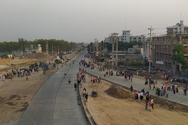 গাজীপুরের কালিয়াকৈরে হু হু করে বাড়ছে করোনা, শনাক্তের হার ৮২ শতাংশ