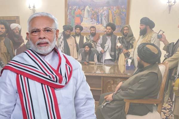 আফগানিস্তানে ভারতীয় দূতাবাসে হামলার ঘটনা সামনে আসার পর মুখ খুললেন মোদি