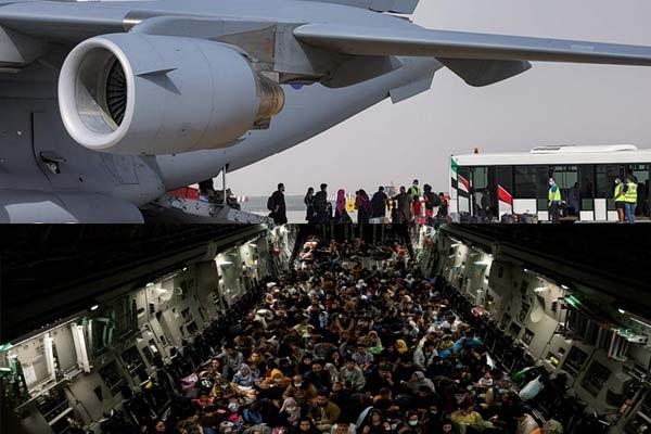 দেশত্যাগী আফগানদের উগান্ডা পাঠিয়েছে যুক্তরাষ্ট্র