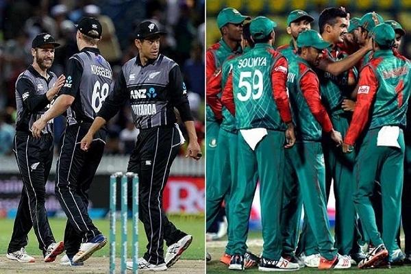 নিউজিল্যান্ডকে প্রথমবারের মতো হারিয়ে নতুন ইতিহাস গড়েছে বাংলাদেশ ক্রিকেট দল