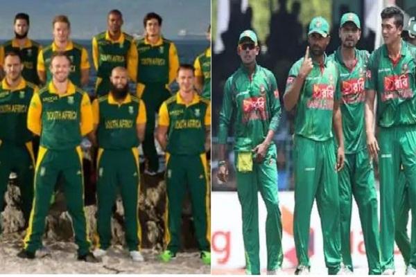 এবার দক্ষিণ আফ্রিকার বিপক্ষে মাঠে নামবে বাংলাদেশ, হবে তিনটি ওয়ানডে এবং দু'টি টেস্ট ম্যাচ