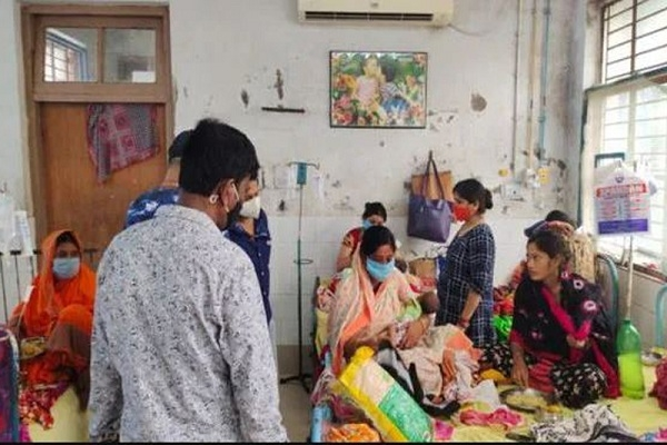 অজানা জ্বরে প্রতিদিন আক্রান্ত হয়ে শয়ে শয়ে শিশু আসছে হাসপাতালে, পশ্চিমবঙ্গে আতঙ্ক