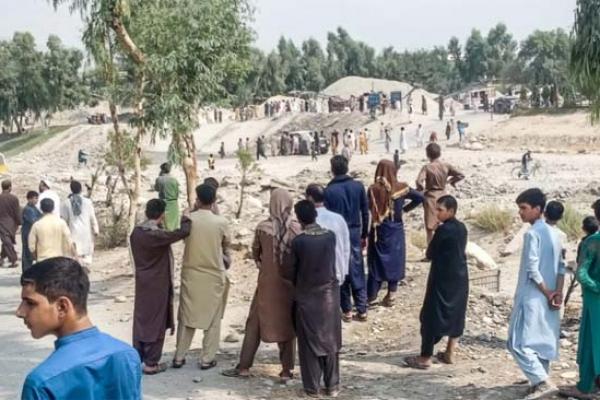 আফগানিস্তানে রক্তাক্ত সংঘাত, বিস্ফোরণে ৮ তালেবান যোদ্ধার মৃত্যু!