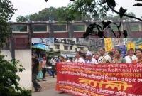 'জুম্ম জাতির দাবি না মানলে সংসদ থেকে ইস্তফা'