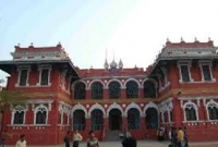 আন্দোলনে সরকারি কলেজের শিক্ষকরা