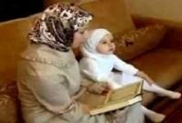 তিন বছর বয়সেই কোরআনে হাফেজ 'জাহরা হোসাইন'