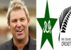 শেন ওয়ার্নের চোখে পাকিস্তান ও নিউজিল্যান্ডের সেরা টেস্ট দল