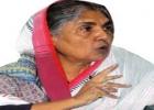শেখ হাসিনার নিয়ত ভালো : মতিয়া চৌধুরী