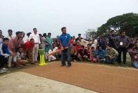 বর্নাঢ্য আয়োজনের মাধ্যমে কিশোরগঞ্জ ক্রিকেট একাডেমীর উদ্বোধন