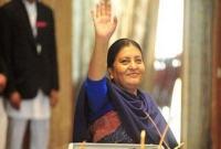 নেপালে প্রথম নারী প্রেসিডেন্ট বিদ্যা দেবী