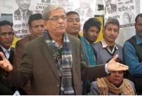 আ'লীগ সারা দেশে সন্ত্রাস  করছে: মির্জা ফখরুল