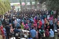 কুবি শিক্ষার্থীদের অবরোধ স্থগিত, ২৪ ঘন্টার আল্টিমেটাম