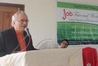 কবি নজরুল বিশ্ববিদ্যালয়ে জব ফেয়ার এন্ড ওয়ার্কশপ অনুষ্ঠিত